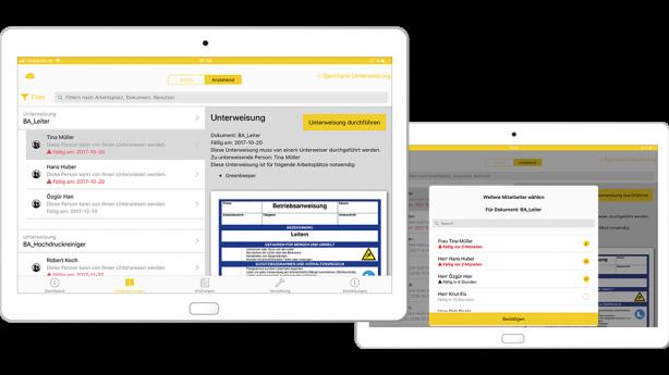 MCC Webinar: <br>Gefährdungsbeurteilung, genial einfach, <br>mit innovativer Software + App!